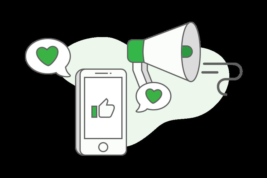 plan social media strategy