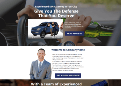 DUI Attorney with Video