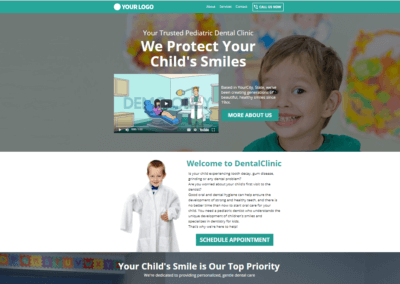 Pediatric Dentist with Video