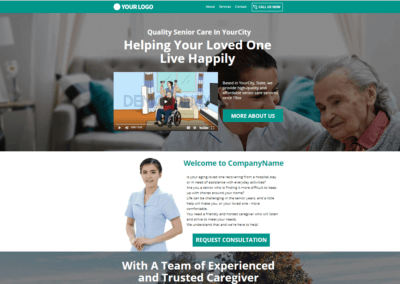 Senior Care with Video